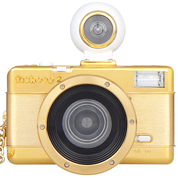 Fisheye 2 Lomography Gold Edition Cameras