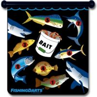 FishingDarts Magnetic Dart Game