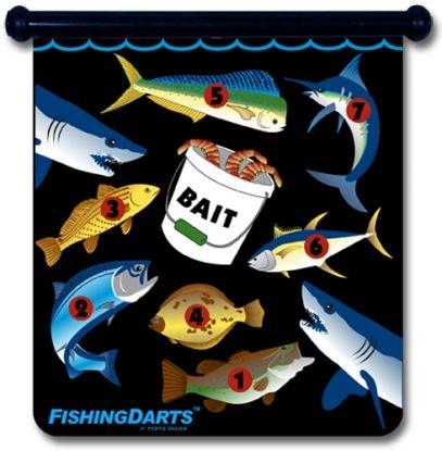 FishingDarts Magnetic Dart Game