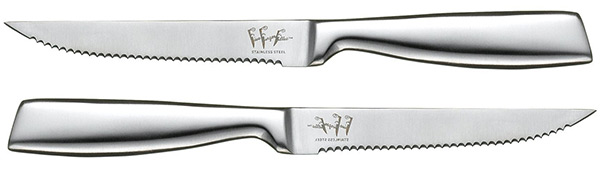 Five Finger Fillet Steak Knives