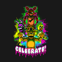 Five Nights at Freddys Celebrate Shirt