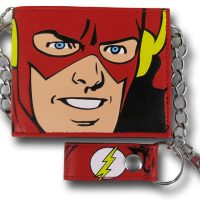 Flash Big Face Wallet