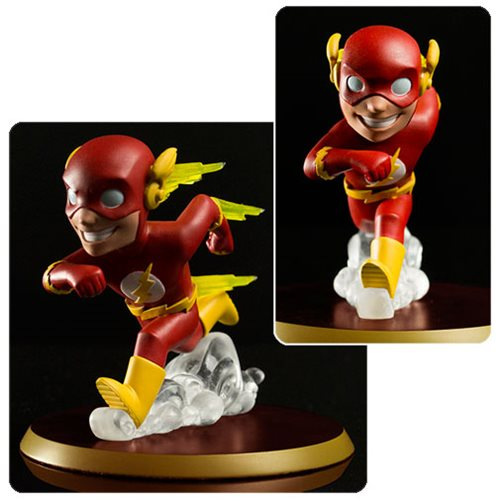 Flash DC Comics Q-Pop Vinyl Figure
