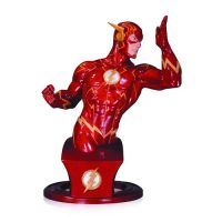 Flash DC Comics Super Heroes Bust