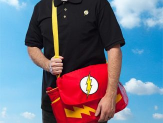 Flash Diaper Bag