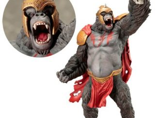 Flash Gorilla Grodd 1 10 Scale ArtFX+ Statue