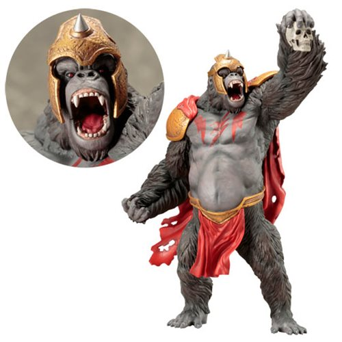 Flash Gorilla Grodd 1 10 Scale ArtFX+ Statue