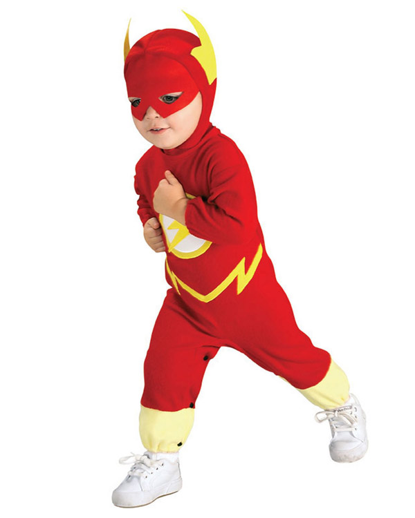 Flash Infant Costume
