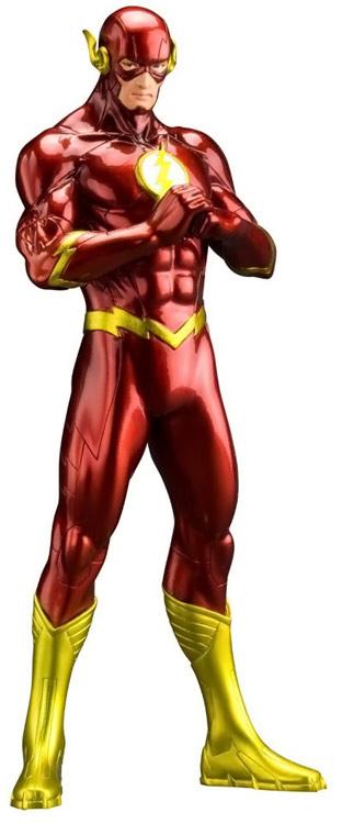 Flash New 52 Statue