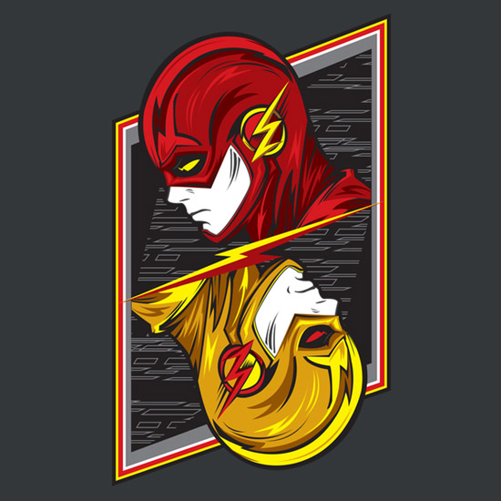 Flash Opposing Forces T-Shirt