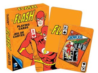 Flash Retro Playing Cards