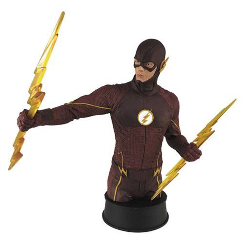 Flash TV Flash Bust