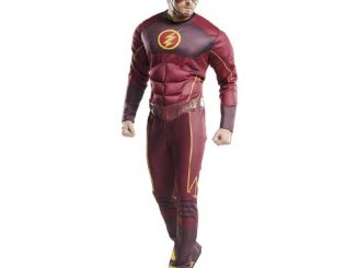 Flash TV Series Deluxe Costume