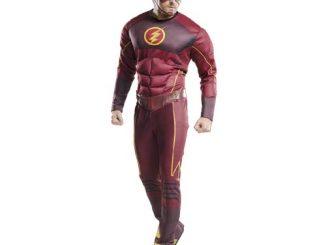 Flash TV Series Deluxe Costume
