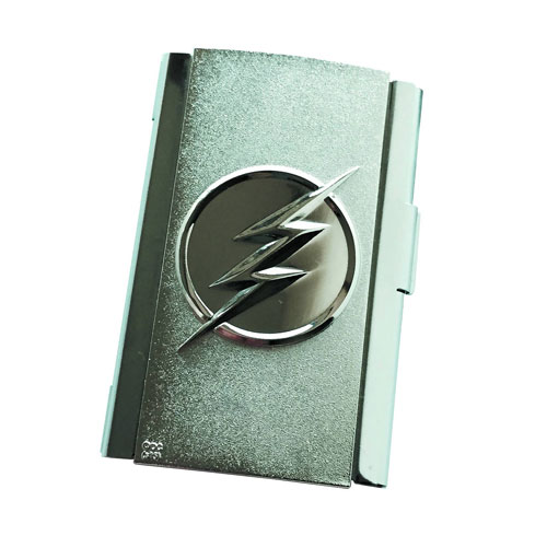 Flash TV Series Logo Business Card Holder