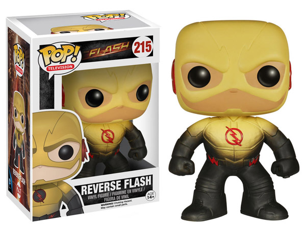 Flash Reverse Flash Ring Flash tv Series Reverse Flash