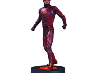 Flash TV Series Statue