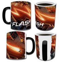 Flash Time For A Hero Transforming Mug