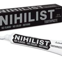 Flavorless Nihilist Toothpaste