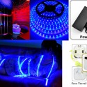 Flexible Blue LED Strip 4