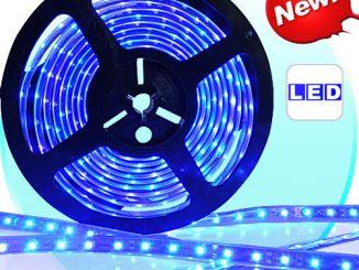Flexible Blue LED Strips