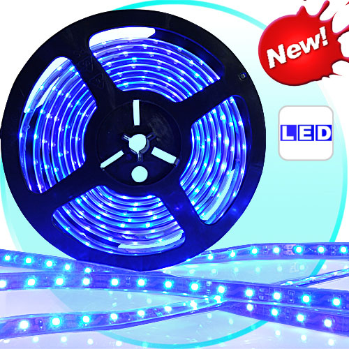Flexible Blue LED Strips