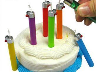 Flikz Lighter Birthday Candles