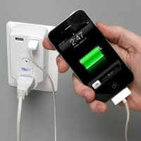 FlipIt! Portable Power Strip