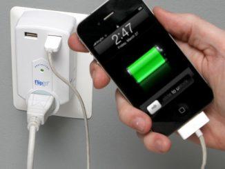 FlipIt! Portable Power Strip