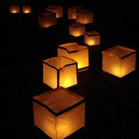 Floating Lanterns