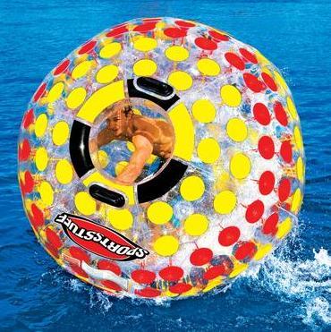 Floating Swim Toy Nuclear Globe Ball