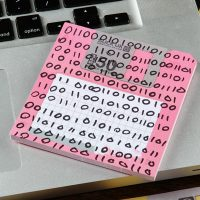 Floppy Disk Sticky Note Pad