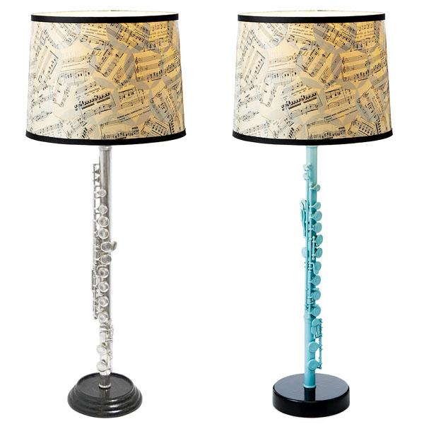Flute Lighting Lamp