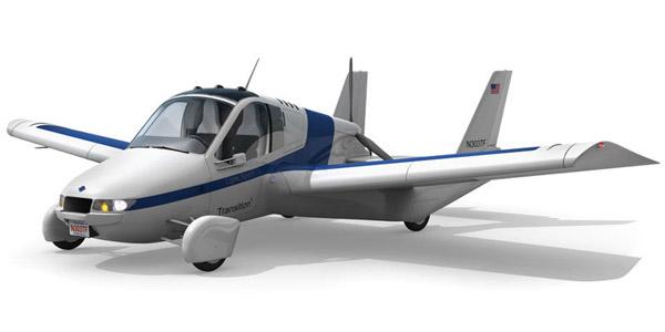 Flying Car - airplane mode