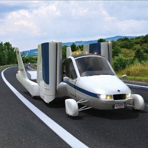 Flying Car - car mode