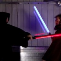 Foam Lightsabers