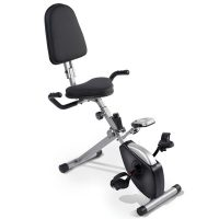 Foldaway Recumbent Exercise Bicycle