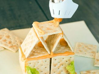 Fondoodler Hot Cheese Glue Gun