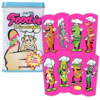 Foodie Bandages