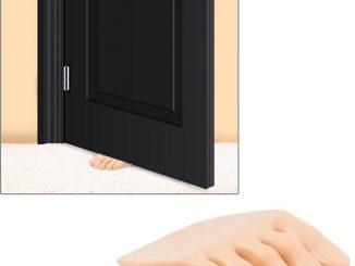 Foot Doorstop