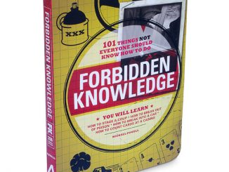 Forbidden Knowledge Book