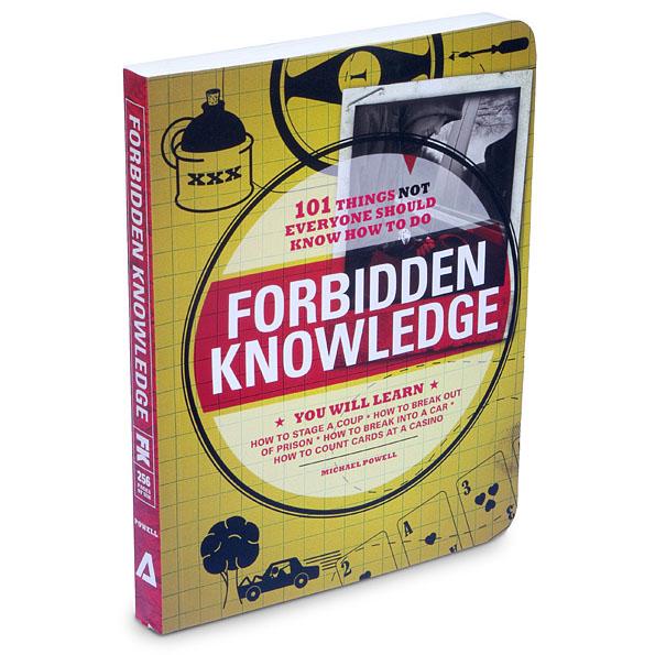 Forbidden Knowledge Book