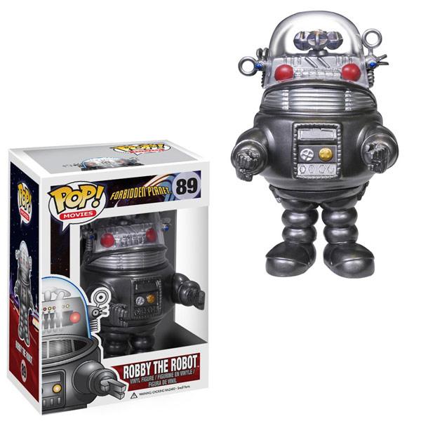 Forbidden Planet Robby the Robot Pop Vinyl Figure