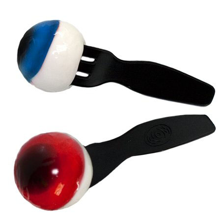 Forkz Eyeball Lollipops