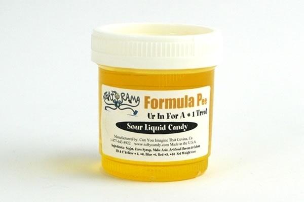 Formula Pee - Sour Liquid Candy