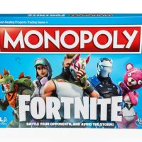 Fortnite Monopoly Game