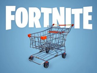 Fortnite Shopping Carts