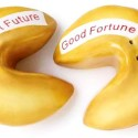 Fortune Cookie S & P Shakers