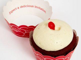 Fortune Cupcakes