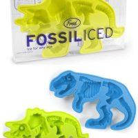 Fossil Iced Dinosaur Party Ice Cube Tray